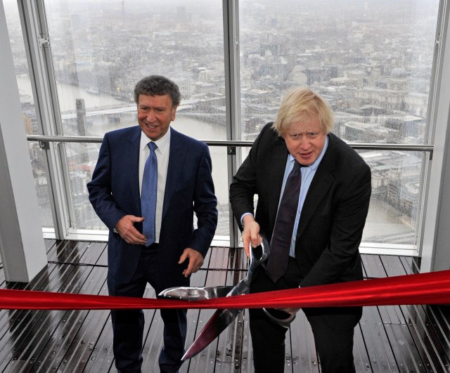 The Shard is officially open to the public