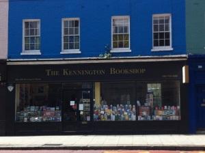 Kennington bookshop