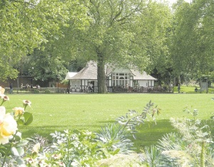 Kennington Park (cafe)