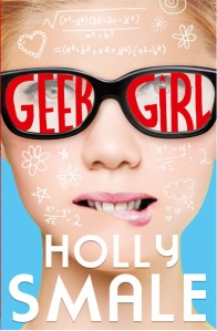 Geek Girl Book Jacket