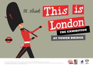 Tower Bridge_This is London_Cover