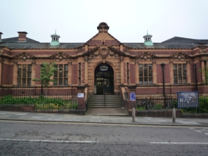 Carnegie Library online